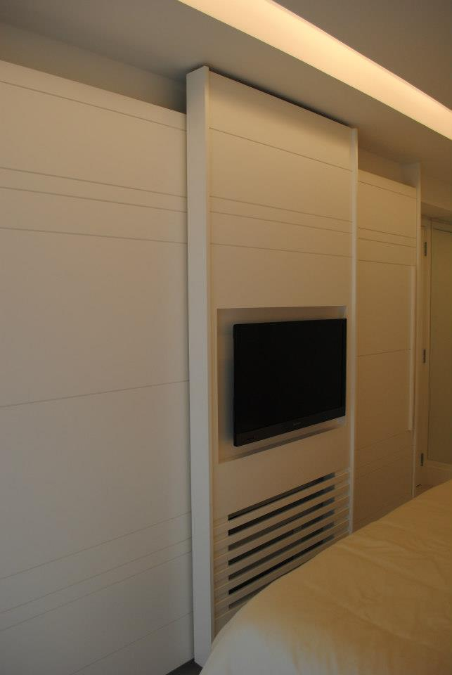 1000+ images about painel de tv on Pinterest TVs, Home theaters and Mad~ Armario Quarto